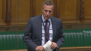 Ian Paisley called for a 'national response' from government to the Michelin factory closure